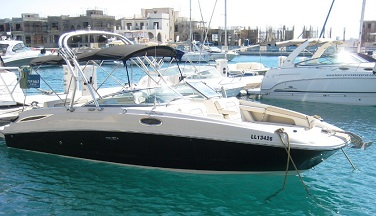 Sea Ray 280 Sundeck / 2010