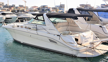 Sea Ray 370 Sundancer / 1996